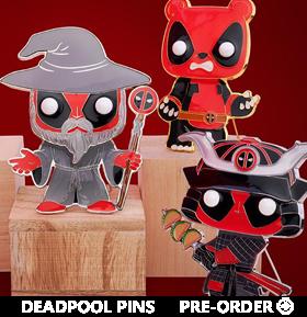 Pop! Pins: Marvel Deadpool