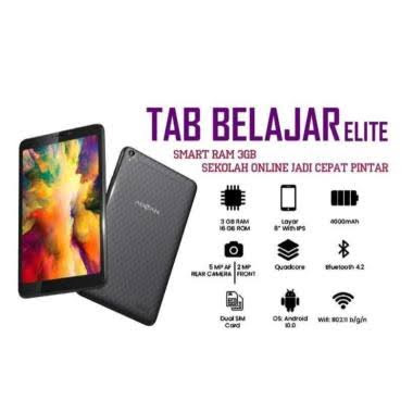 Advan TAB Belajar Elite 3/16GB Garansi Resmi