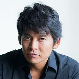織田裕二さんプロフィール写真