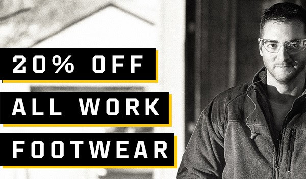 Extra 20% off Work Styles at C...