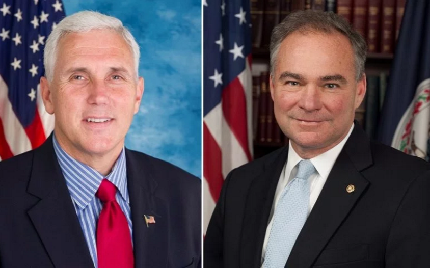 Patriot Mike Pence Demolishes Jesuit Tim Kaine! Exposes Kaine's Secret Agenda!