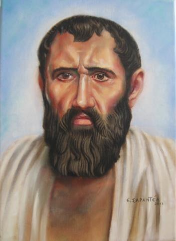 Αρχαίοι Έλληνες Φιλόσοφοι: Τι αποκαλύπτουν τα χαρακτηριστικά του προσώπου τους; - Φωτογραφία 5