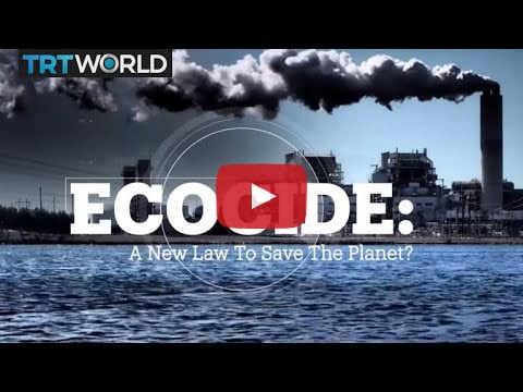 Ecocide TV panel show