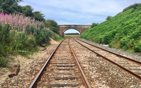 Track renewal project means smoother and faster journeys on the Cumbrian coast line