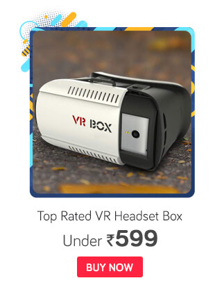 Top Rated VR Headset Box