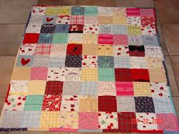 Click baby quilt for a closer