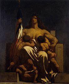 Daumier Republique