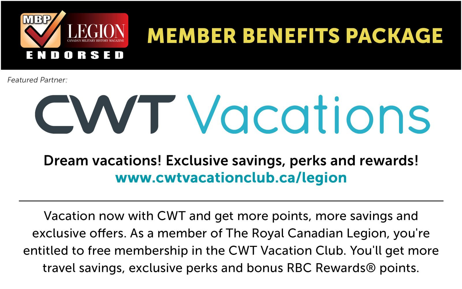 CWT Vacation Club