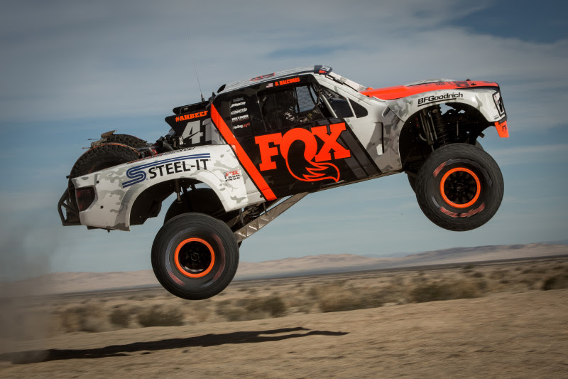 Justin Lofton, FOX, STEEL-IT, BFGoodrich Tires, Method Race Wheels