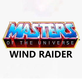 Masters of the Universe: Origins Wind Raider