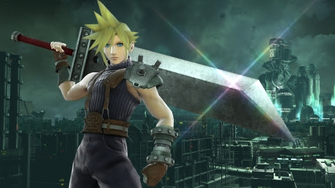 Cloud makes his Super Smash Bros. debut and brings the Midgar stage with him, complete with Summons! ...