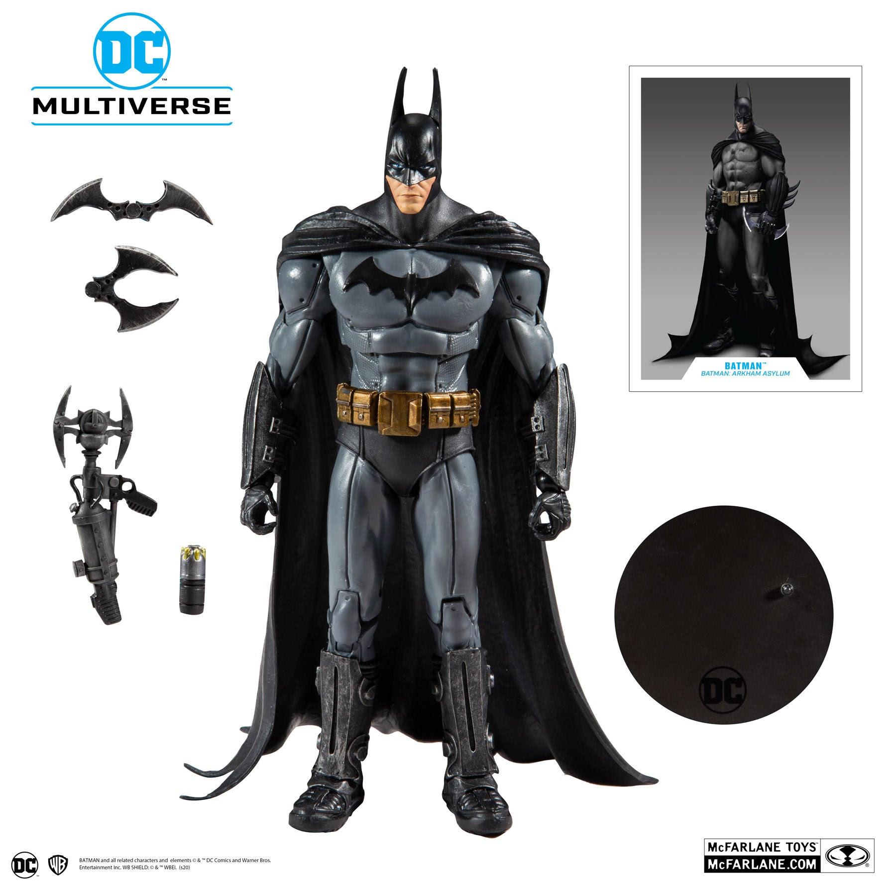 Image of DC Multiverse - Batman (Batman: Arkham Asylum)