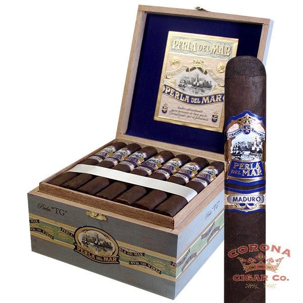 Image of Perla del Mar Maduro TG Cigars