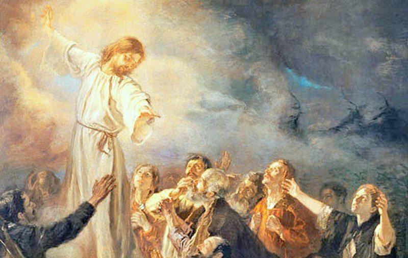 Uroczystość Wniebowstąpienia 2.06.2019 - Parafia Świętej Trójcy w ...