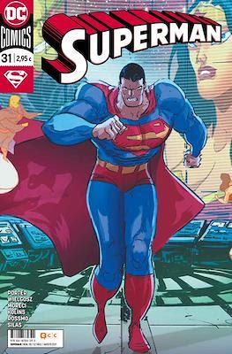Superman. Nuevo Universo DC / Renacimiento (Grapa) #110/31