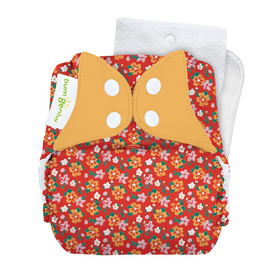 5.0 Original Pocket Diaper - Little House in the Big Woods Collection