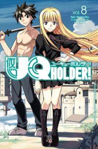 UQ Holder #08