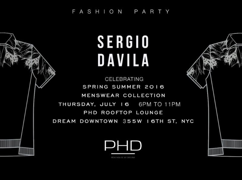 Mid Summer Party and Fashion Show at PhD