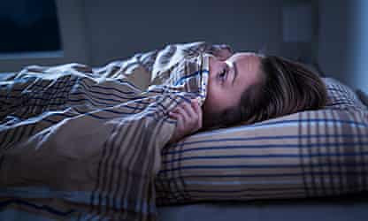 I'm in bed with a stranger – and finally getting some sleep