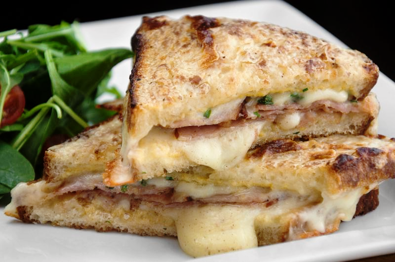 Croque Monsieur image