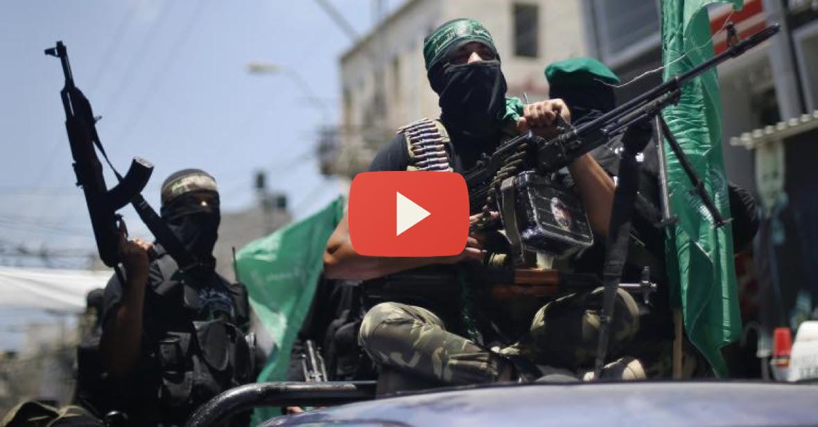 Israel Breaking News Video: Hamas Prepares to Resume Rocket Attacks on Israel, Refuse to Extend Truce