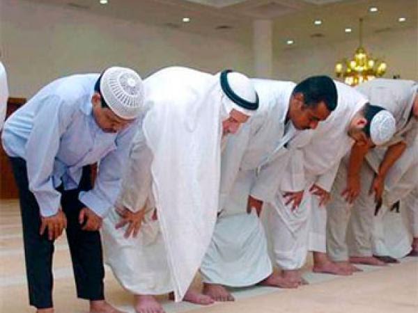 Image result for поясной поклон намаз в исламе