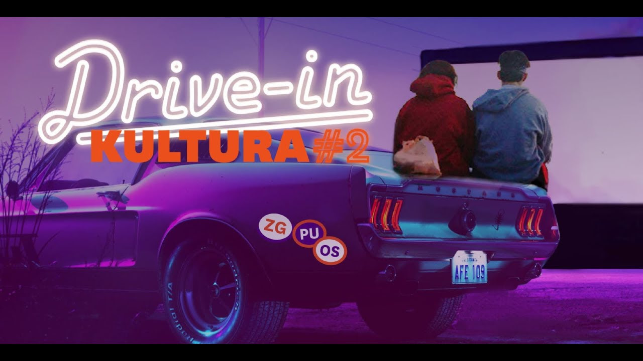 Drive in kultura #2 | Official Aftermovie