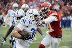 Colts to Host Chiefs in 1st Round of Playoffs...