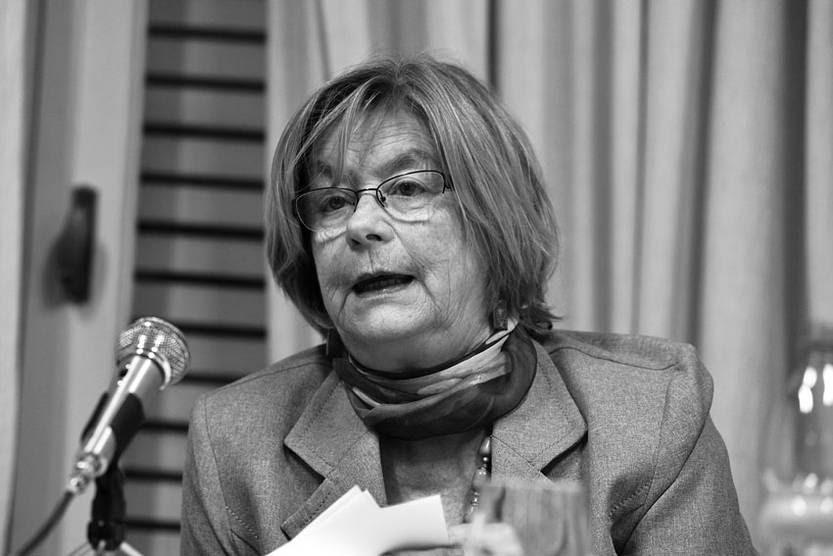 Mirtha Guianze. / Foto: Mauricio Kühne (archivo, marzo de 2013)