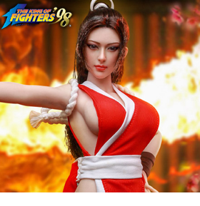 KING OF FIGHTERS MAI SHIRANUI 1/6 SCALE FIGURE