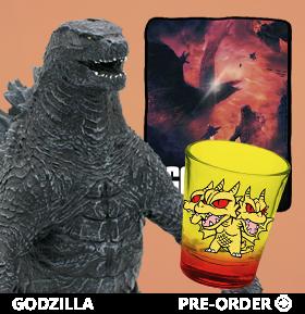 Godzilla Goods