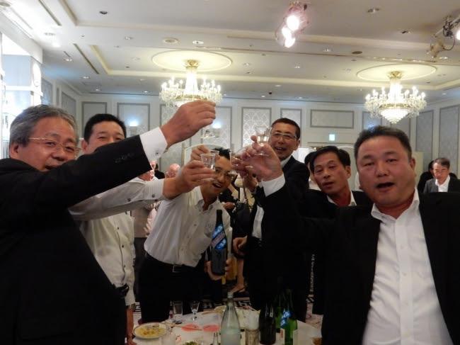 日本酒乾杯条例