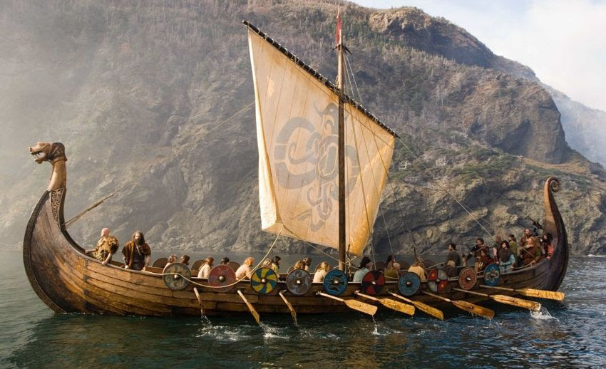 Image result for viking ship