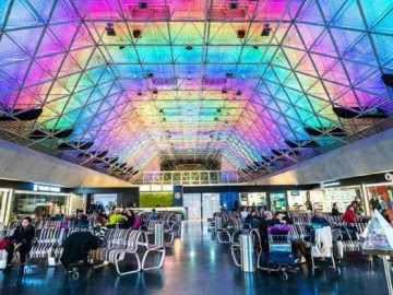 أسعد المطارات