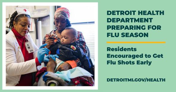 Health Prepares for Flu Season