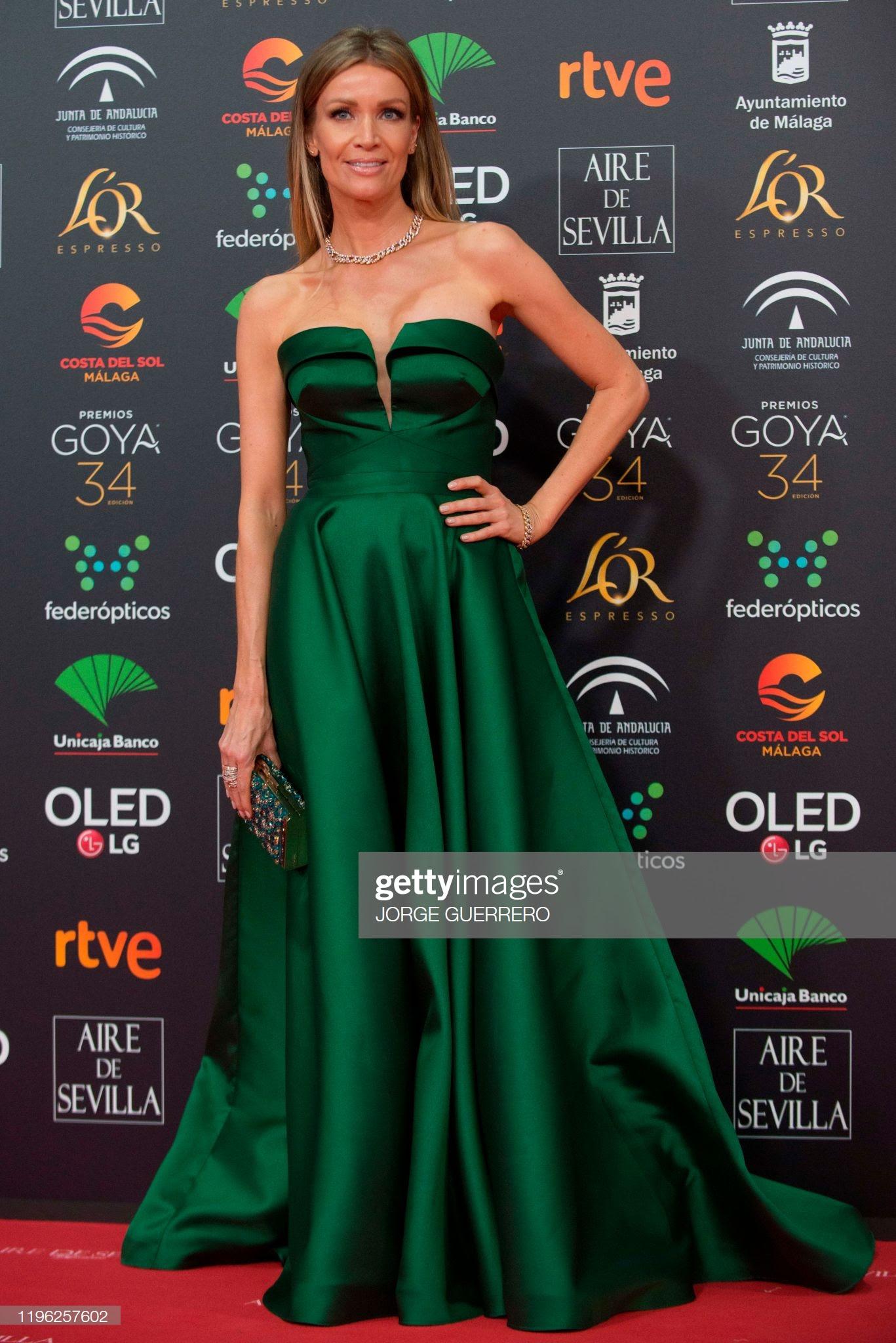 322de59f 51d9 499f 820f a03046a7f8d4 - Premios Goya 2020 : Looks de todas las celebrities que lucieron  marcas de Replica
