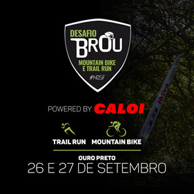 Desafio Brou Bruto de Mountain Bike e Trail Run – Ouro Preto