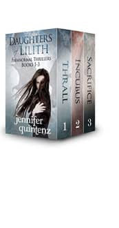 Daughters of Lilith Box Set: Books 1–3