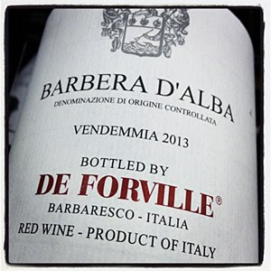 Case Alert: The Lowest Price Ever on Our Favorite Midweek Barbera d'Alba