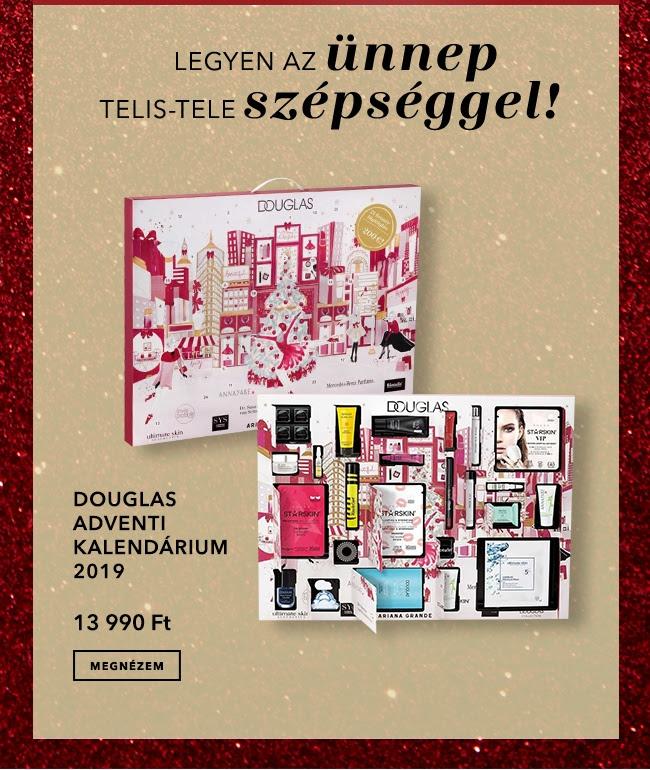 JOY-Napok - Douglas Advent Calendar 2019
