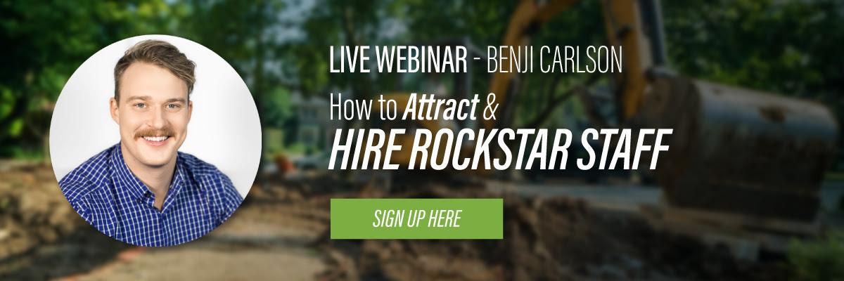 Live Webinar: How to Attract & Hire Rockstar Staff