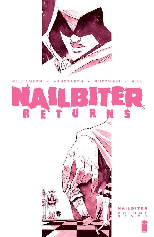 Nailbiter, Vol. 7 TPB collects 'Nailbiter: Returns' for October 28th release