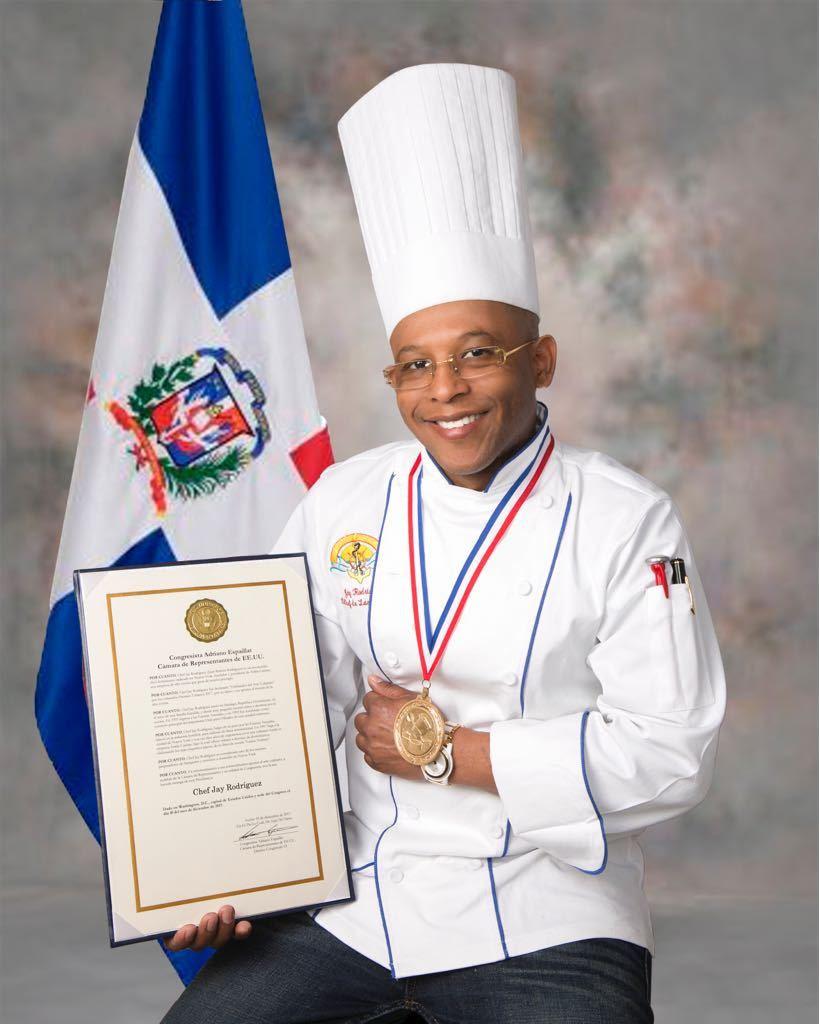 Chef Jay Rodriguez