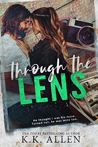Cover for 'Through the Lens (BelleCurve Book 3)'