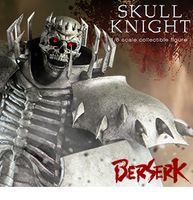 1/6 SCALE BERSERK SKULL KNIGHT FIGURE