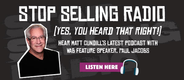 Stop selling radio. Listen here!