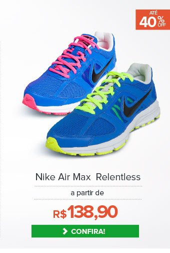 Nike Air Max Relentless