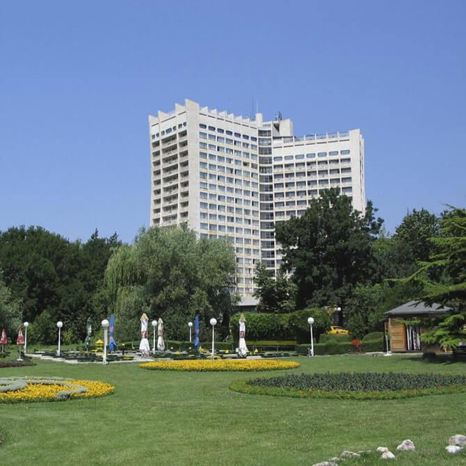 Hotel Dobrudja 3*