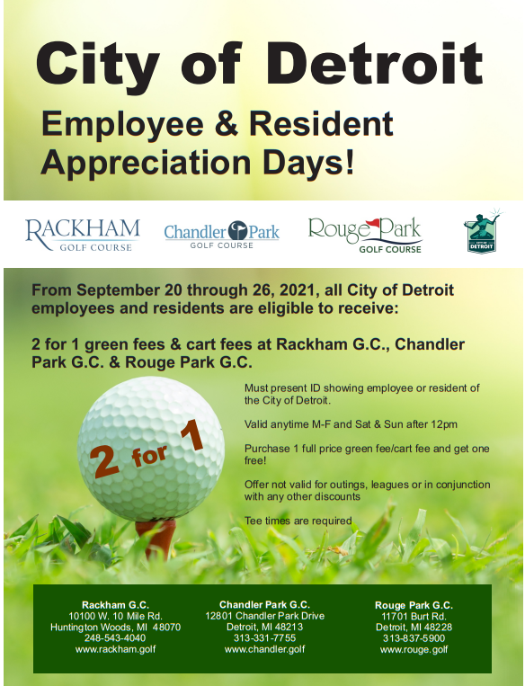 City Employee and Resident Appreciation Day