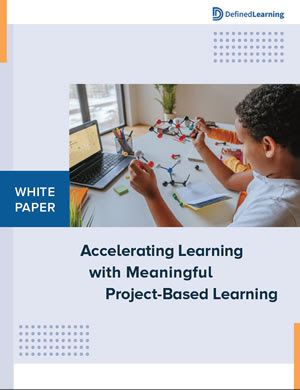 Accelerating Learning with Meaningful Project-Based Learning